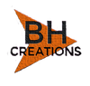 BHCreations Logo Orange