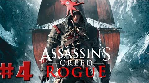 Assassins Creed Rogue! 4