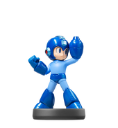 Amiibo SSB Mega Man