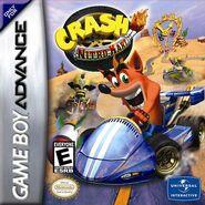 Crash Nitro Kart GBA NA