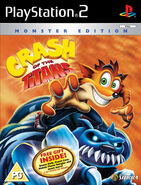 Crash of the Titans Monster Edition PS2 UK