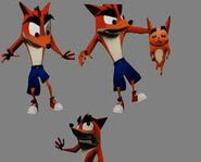 Crash Bandicoot (Crash Landed)