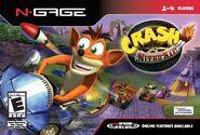 Crash Nitro Kart N-Gage NA
