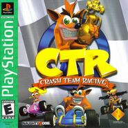 Crash Team Racing Greatest Hits boxart
