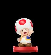 Amiibo SM Toad