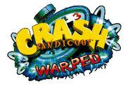 Crash Bandicoot Warped Logo