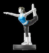 Amiibo SSB Wii Fit Trainer