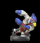 Amiibo SSB Falco