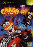 Crash Tag Team Racing Xbox NA