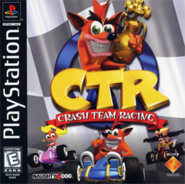Crash Team Racing NA
