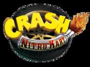 Crash Nitro Kart logo