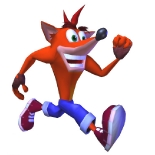 Crash Bandicoot (WoC)