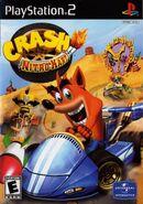 Crash Nitro Kart NA PS2 boxart