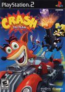 Crash Tag Team Racing PS2 NA