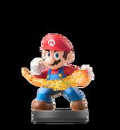 Amiibo SSB Mario