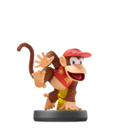 Amiibo SSB Diddy Kong