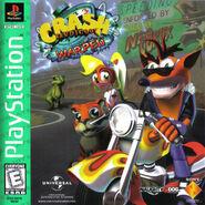 Crash Bandicoot Warped NA Greatest Hits