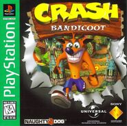 Crash Bandicoot NA Greatest Hits boxart