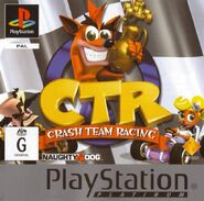 Crash Team Racing Platinum AUS