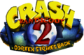 Crash Bandicoot 2 logo.png