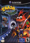 Crash Bandicoot WoC GCN NA boxart
