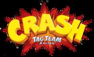 Crash Tag Team Racing logo