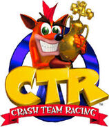 Crash Team Racing logo