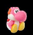 Amiibo YWW Pink Yarn Yoshi.png