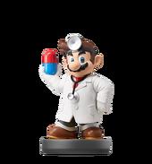 Amiibo SSB Dr. Mario
