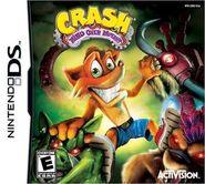 Crash Mind Over Mutant DS NA