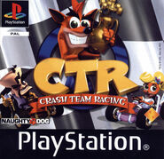 Crash Team Racing EU