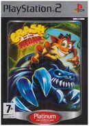 Crash of the Titans PS2 EU Platinum