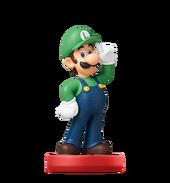 Amiibo SM Luigi