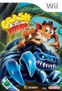 Crash of the Titans Wii German