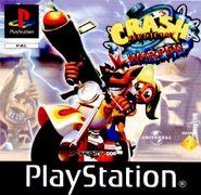 Crash Bandicoot 3 Warped PAL