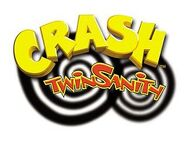 Crash Twinsanity logo