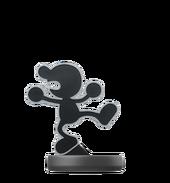 Amiibo SSB Mr. Game & Watch