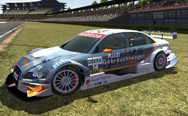 audi a4 dtm b7 toca race driver 3 wiki veh culos de juegos fandom powered by wikia. Black Bedroom Furniture Sets. Home Design Ideas