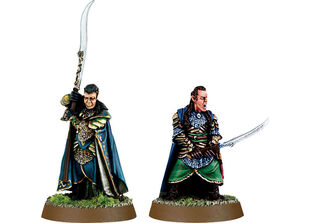 Gil-galad and elrond