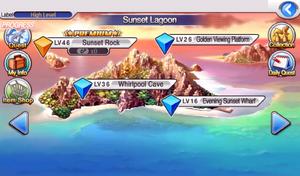 Sunsetlagoon
