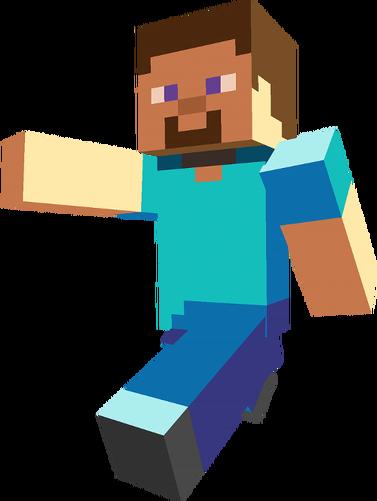 500px-Minecraft-steve 12