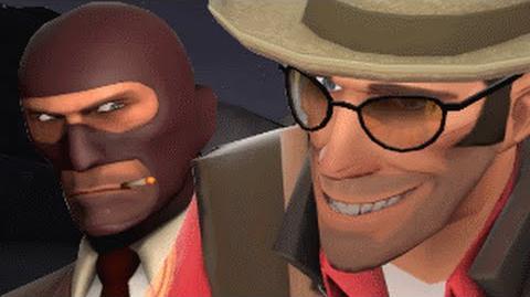 Spy Vs Sniper- Gaming All Star Rap Battles Season 2 Finale