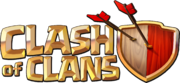 Clash of Clans Logo 2013
