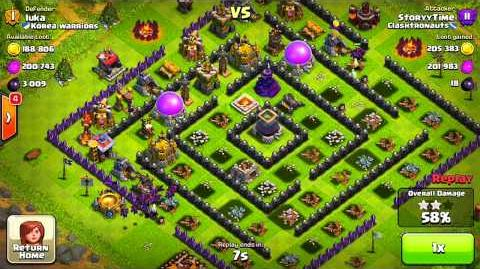 The History of the 1 Player + Cheating in Clash of Clans