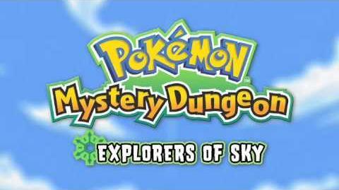 Primal Dialga - Pokémon Mystery Dungeon Explorers of Sky Music Extended