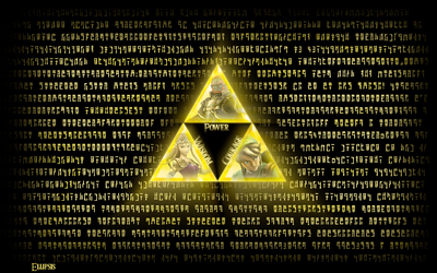 Triforce wallpapaer