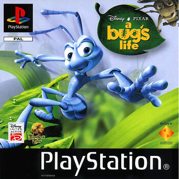 A Bugs Life Pal-front