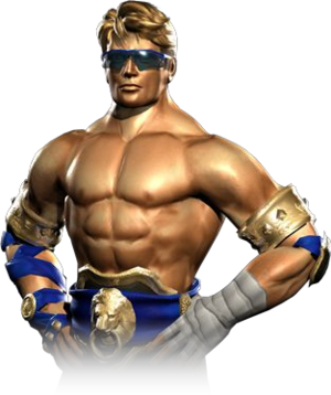 10789 Johnny Cage