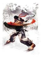 Super Street Fighter IV Ryu