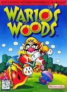 Wario's woods box artwork